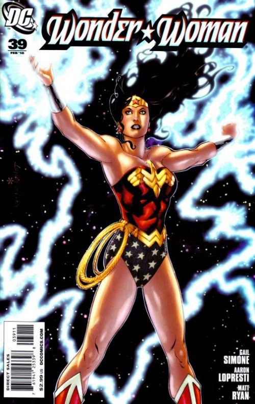 Wonder Woman Volume Three Issue 39