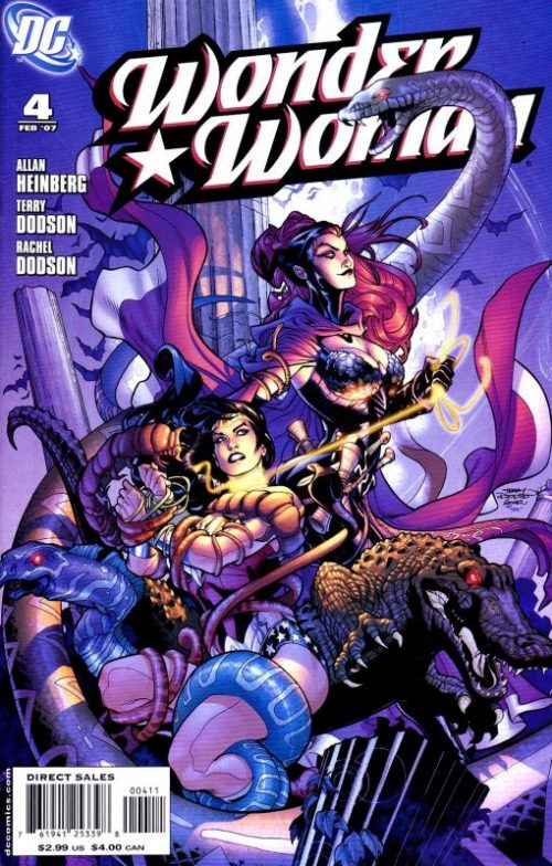 Wonder Woman Volume Three Issue 4