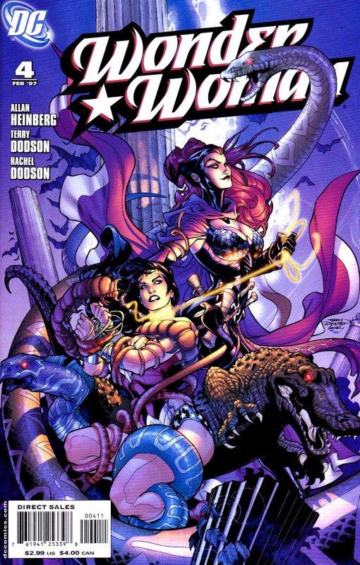 Wonder Woman Volume Three Issue 4