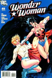 Wonder Woman Volume Three Issue 41