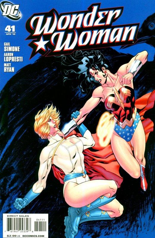 Wonder Woman Volume Three Issue 41