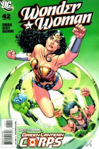 Wonder Woman Volume Three Issue 42