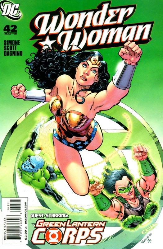 Wonder Woman Volume Three Issue 42