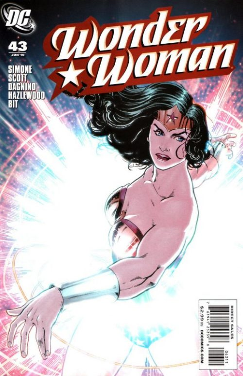 Wonder Woman Volume Three Issue 43