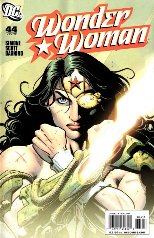 Wonder Woman Volume Three Issue 44
