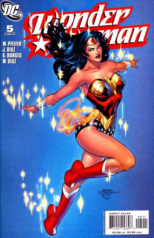 Wonder Woman Volume Three Issue 5