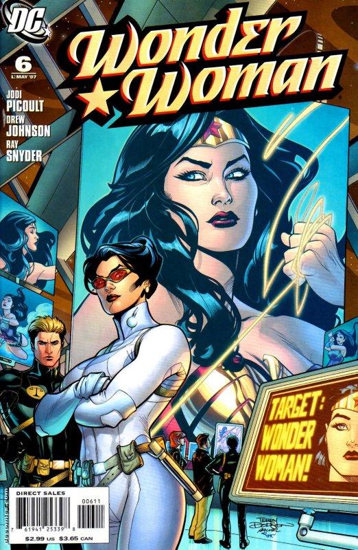 Wonder Woman Volume Three Issue 6