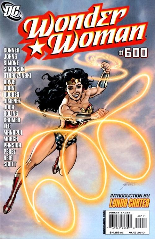 Wonder Woman Volume Three issue 600