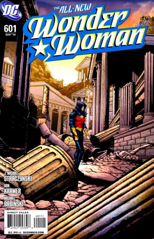 Wonder Woman Volume Three Issue 601