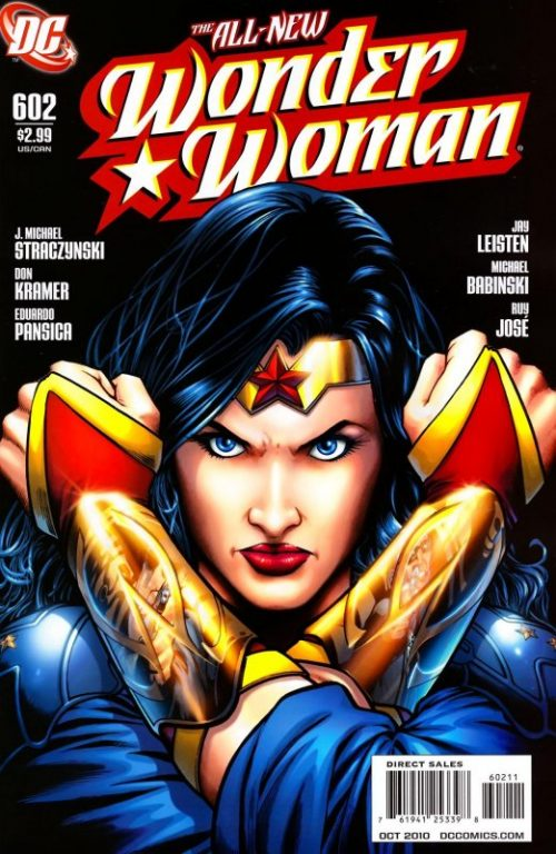 Wonder Woman Volume Three Issue 602