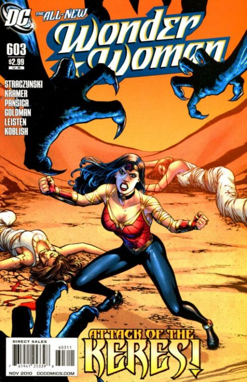 Wonder Woman Volume Three Issue 603