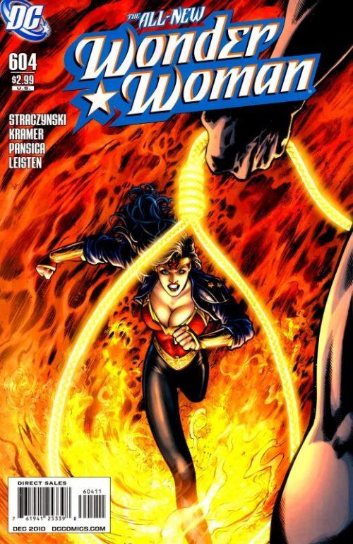 Wonder Woman Volume Three Issue 604