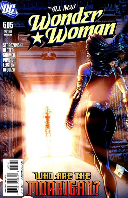 Wonder Woman Volume Three issue 605