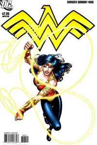 Wonder woman Volume Three issue 606