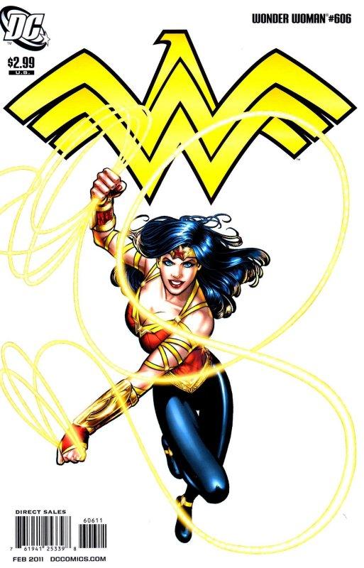Wonder woman Volume Three issue 606