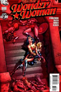 Wonder Woman Volume Three Issue 608