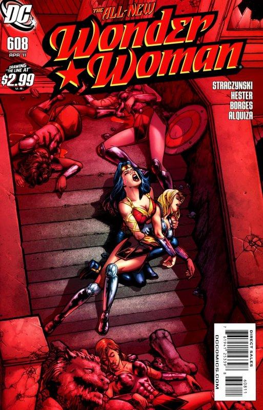 Wonder Woman Volume Three Issue 608