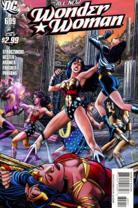 Wonder woman Volume Three Issue 609