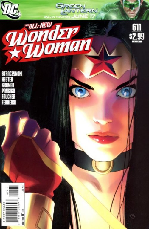 Wonder Woman Volume Three Issue 611