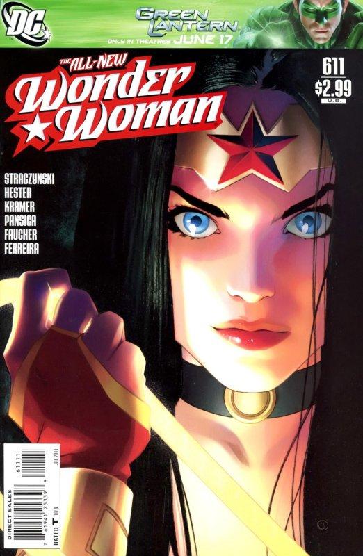 Wonder Woman Volume Three Issue 611