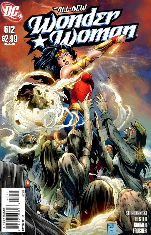 Wonder Woman Volume Three Issue 612