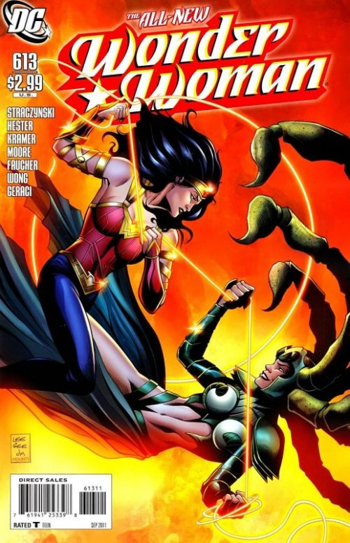 Wonder Woman Volume Three issue 613