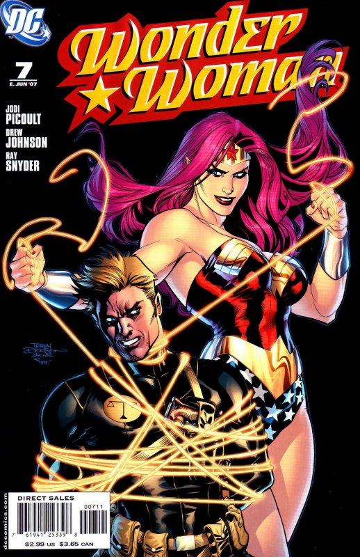 Wonder Woman Volume Three Issue 7