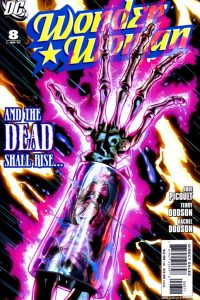 Wonder Woman Volume Three Issue 8