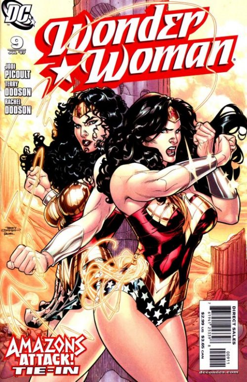 Wonder Woman Volume Three Issue 9