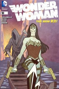 Wonder Woman Volume Four Issue 10