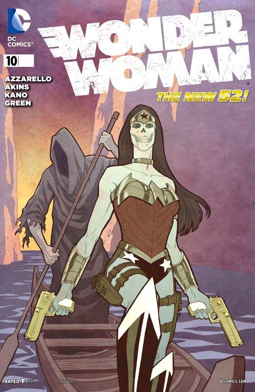 Wonder Woman Volume Four Issue 10