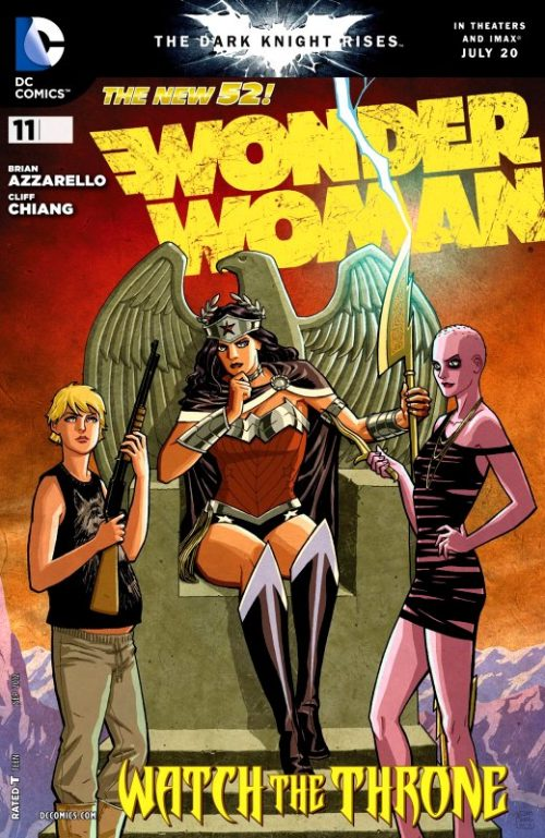 Wonder Woman Volume Four Issue 11
