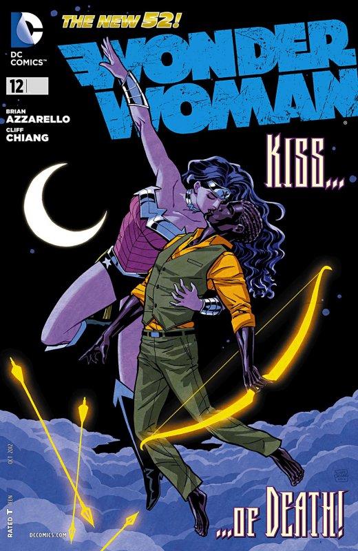 Wonder Woman Volume Four issue 12