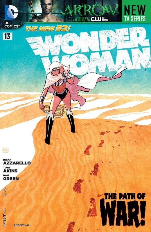Wonder Woman Volume Four Issue 13