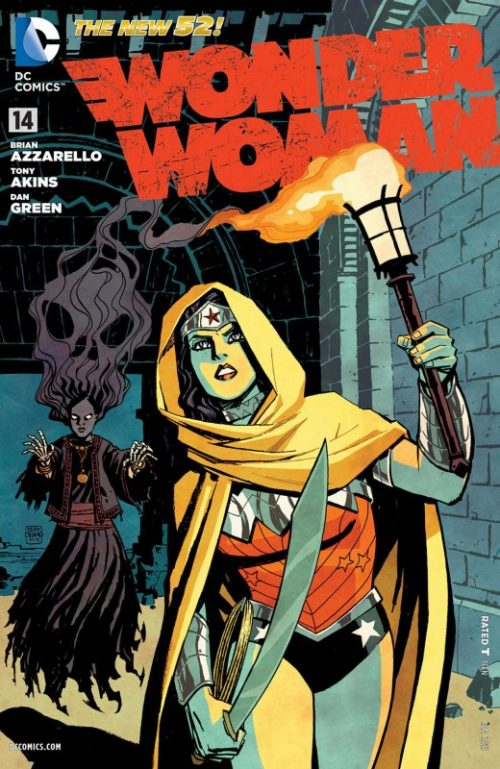 Wonder Woman Volume Four Issue 14