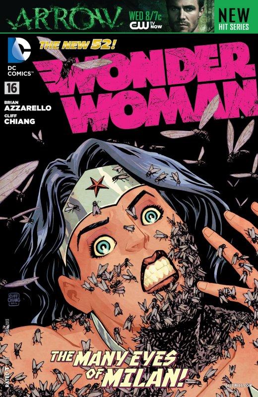 Wonder Woman Volume Four Issue 16