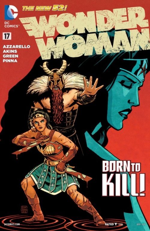 Wonder Woman Volume Four issue 17