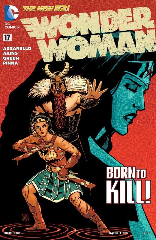 Wonder Woman Volume Four issue 17