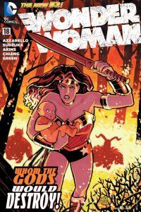 Wonder Woman Volume Four Issue 18