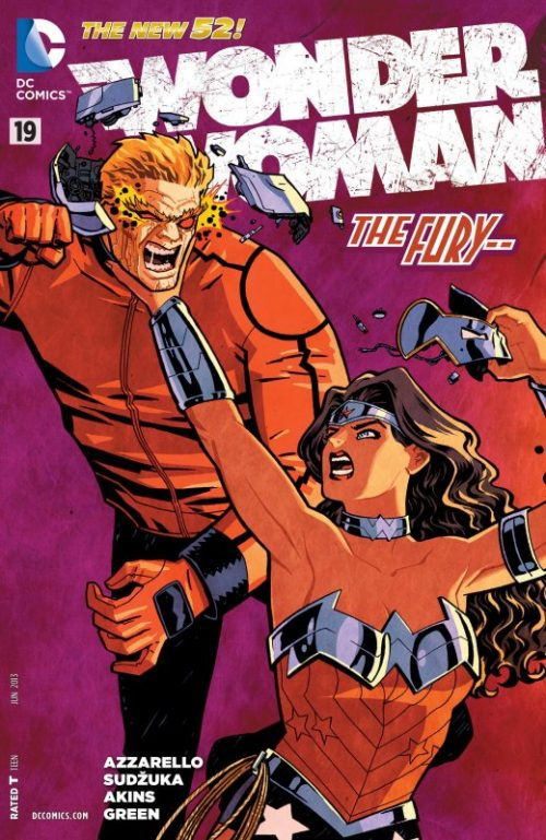 Wonder Woman Volume Four Issue 19