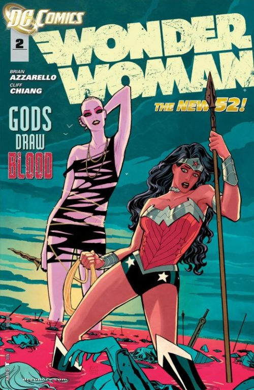 Wonder Woman Volume Four Issue 2