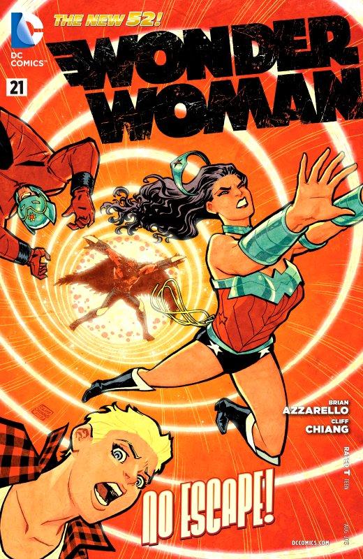 Wonder Woman Volume Four issue 21