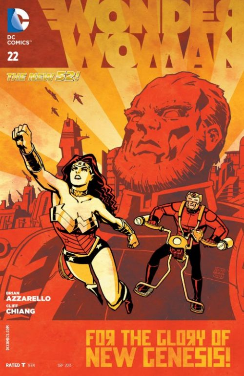 Wonder Woman Volume Four Issue 22