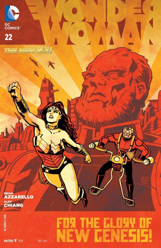 Wonder Woman Volume Four Issue 22