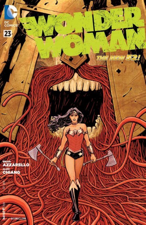 Wonder Woman Volume Four Issue 23