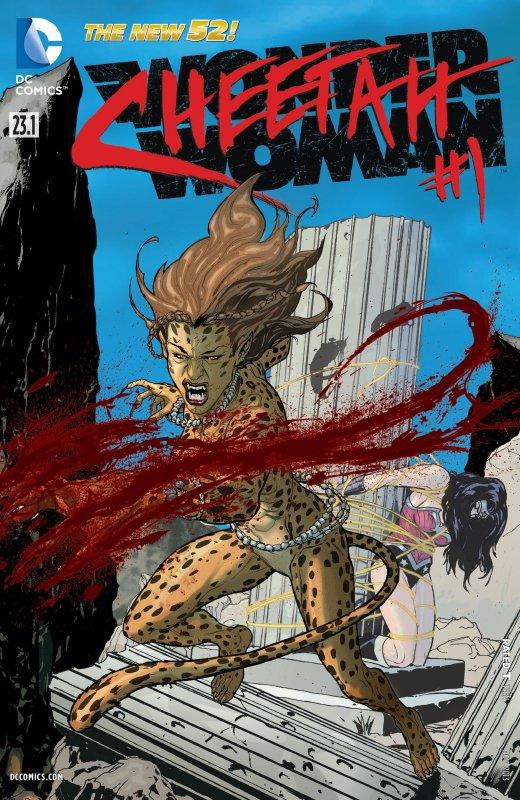 Wonder Woman Volume Four Issue 23.1