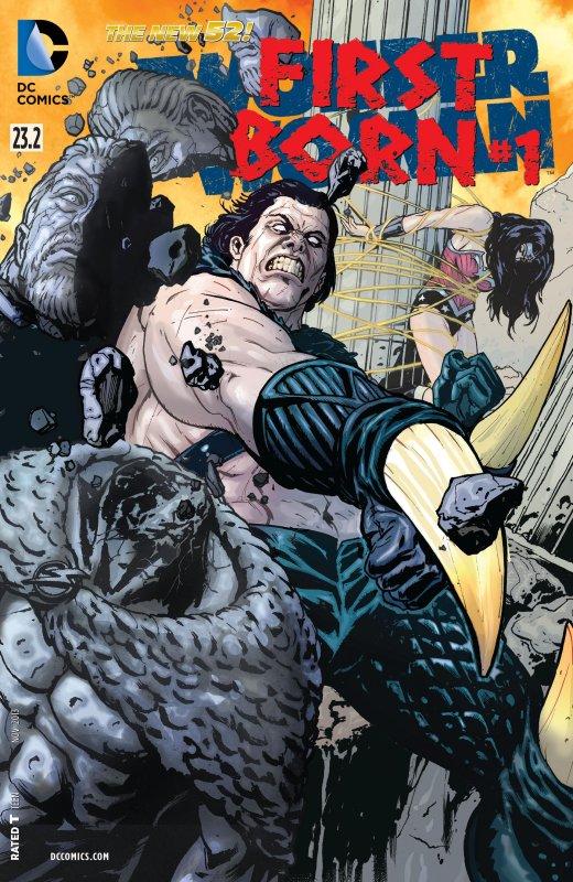 Wonder Woman Volume Four Issue 23.2