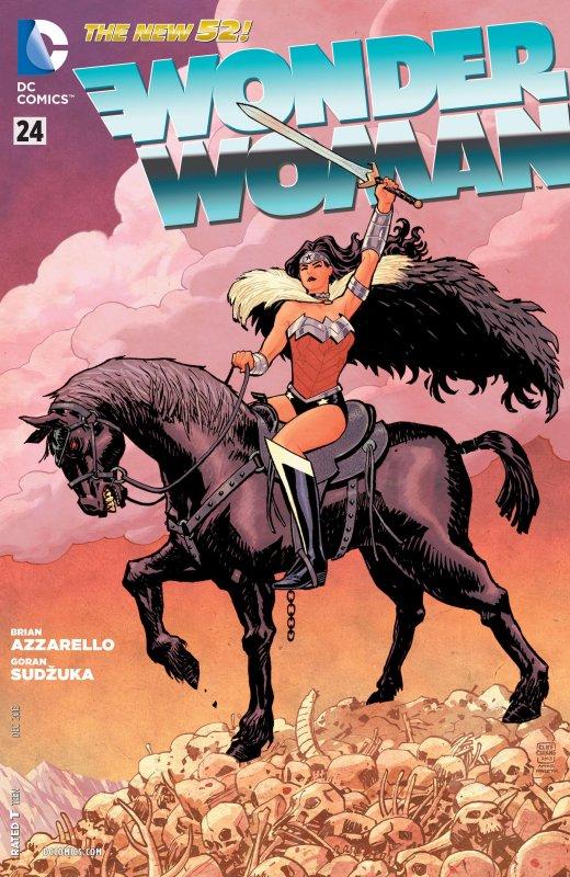 Wonder Woman Volume Four issue 24
