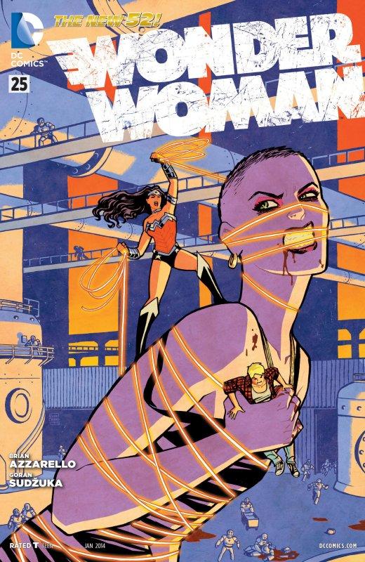 Wonder Woman Volume Four Issue 25