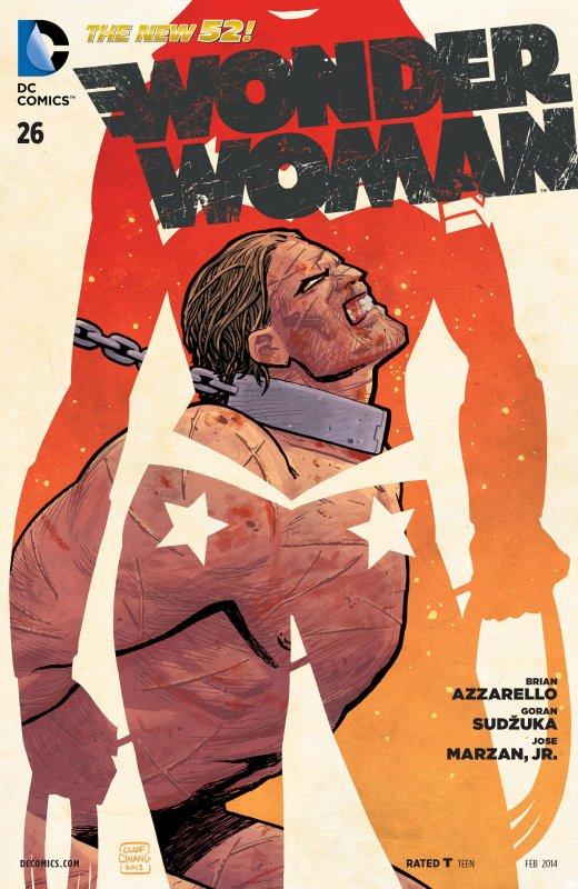 Wonder Woman Volume Four Issue 26